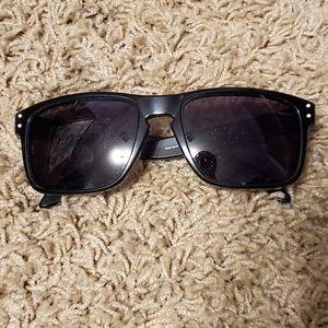 Oakley Holbrook Black Sunglasses